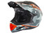 ONeal Warp Fidlock Downhill helm Edgy Camo petrol